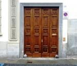 Restauro porte esterne Torino